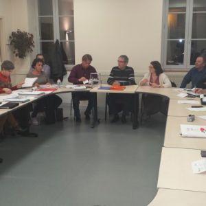Election du Maire et des Adjoints de Senillé St-Sauveur