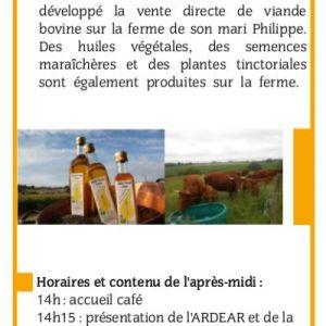 """ARDEAR : """"S'installer en Agriculture Paysanne"""""""