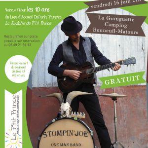 Concert Stompin'Joe