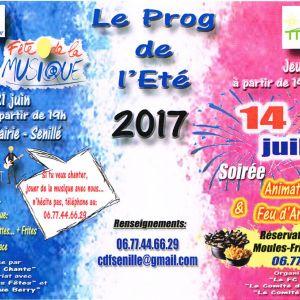 Fête du 14 juillet 2017