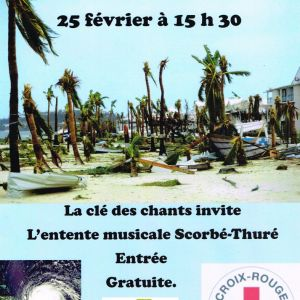 """Concert """"La Clé des Chants"""""""