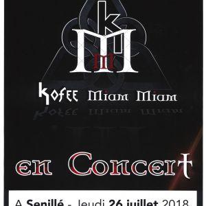 Concert Kofee Miam Miam