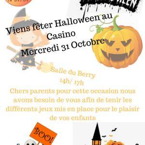 Halloween à La Récré !