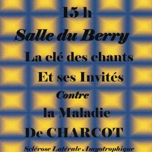 La Clé des Chants en concert contre la maladie de Charcot