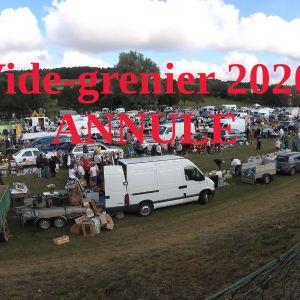 Vide grenier 2020 >>> ANNULÉ