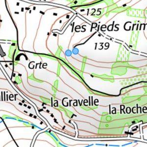 Entretien du château-d'eau de la Gravelle