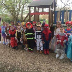 """Carnaval de printemps à l'école maternelle des """"Petits Noisetiers"""""""