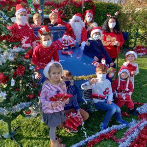 Le Centre de Loisirs prépare Noël...