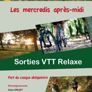 Sorties VTT Relax