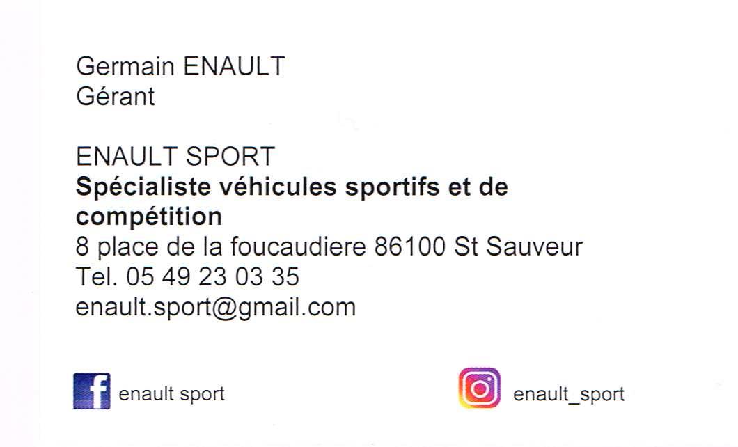 Garage Enault Sport