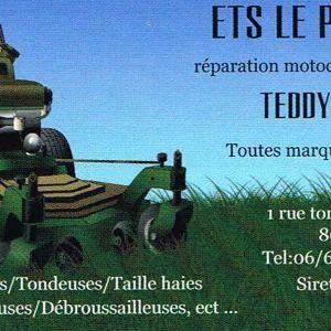 Le Pré Teddy
