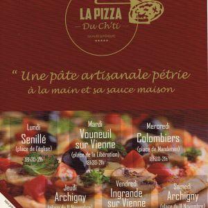 La Pizza du Ch'ti