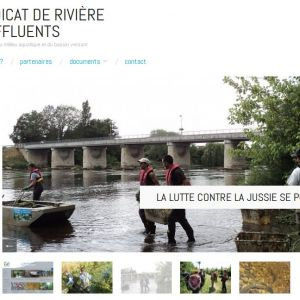 Le SyRVA : Syndicat Rivière Vienne et Affluents
